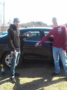 Eddie and Ryan