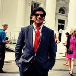 Raj Panth. White House