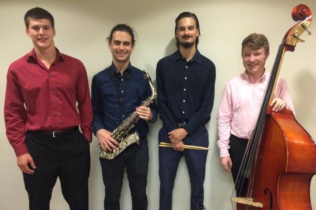 Randall Mailand- Quartet Group